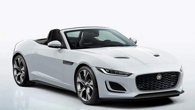 Jaguar Nuova F-TYPE CONVERTIBLE 2