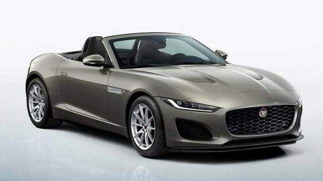 Jaguar Nuova F-TYPE CONVERTIBLE 3