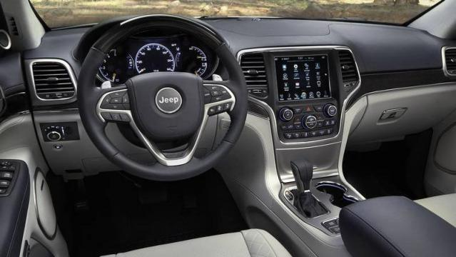 Jeep Grand Cherokee Listino Prezzi 2018 Consumi E