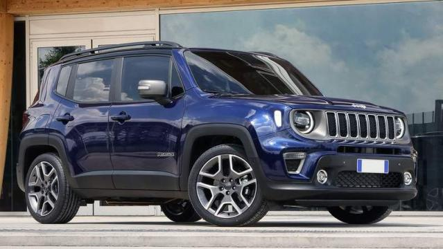 Jeep Renegade 2018 foto