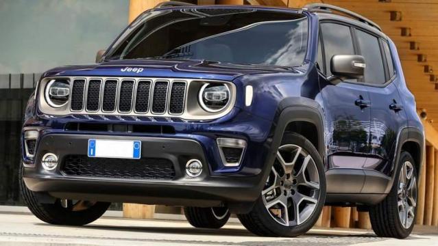 Jeep Renegade Listino Prezzi 2019 Consumi E Dimensioni Patentati