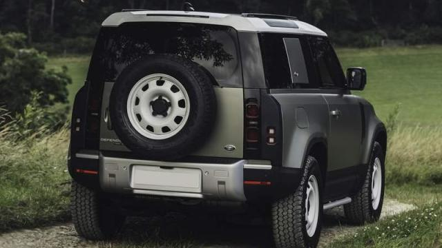 Land Rover Defender 90 immmagine
