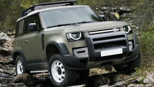 Land Rover Defender 90 2020 foto