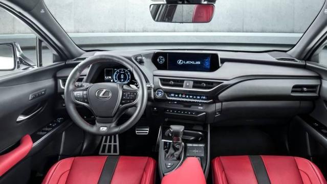 lexus ux 2020  listino prezzi  motori e consumi