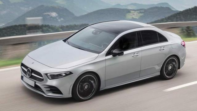 Mercedes-Benz Classe A Berlina