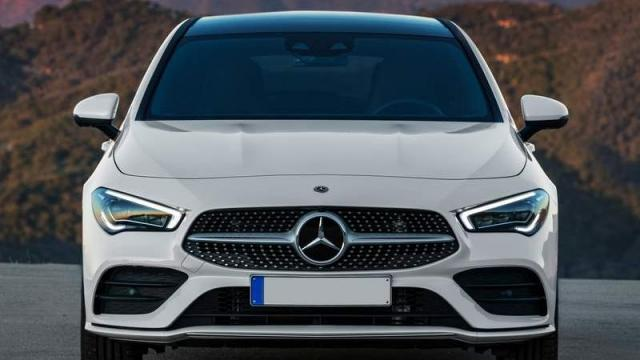 Mercedes-Benz CLA Shooting Brake immagine