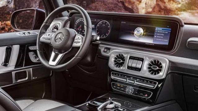 Mercedes-Benz Classe G 2018 interni