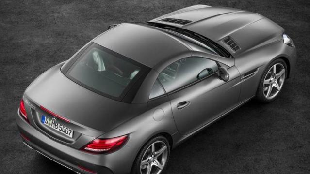 Mercedes-Benz SLC 1