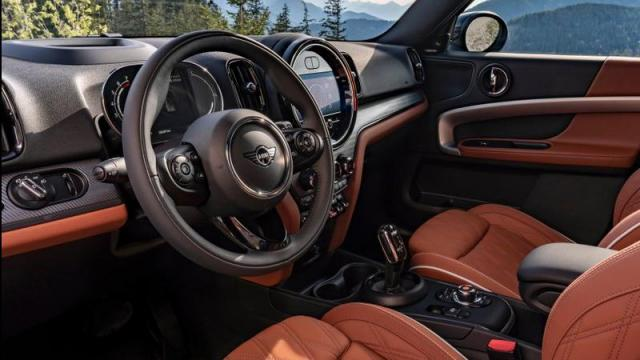 MINI Countryman 2020 interni