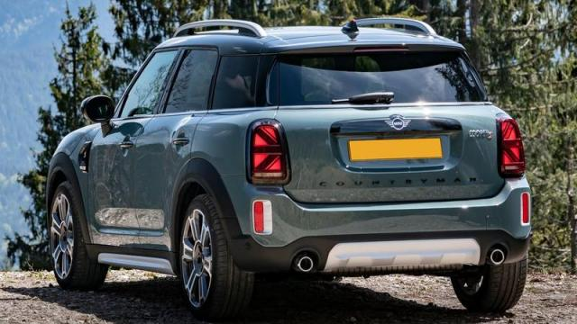 MINI Countryman 2020 posteriore