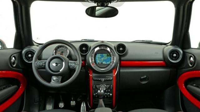 MINI Paceman interni