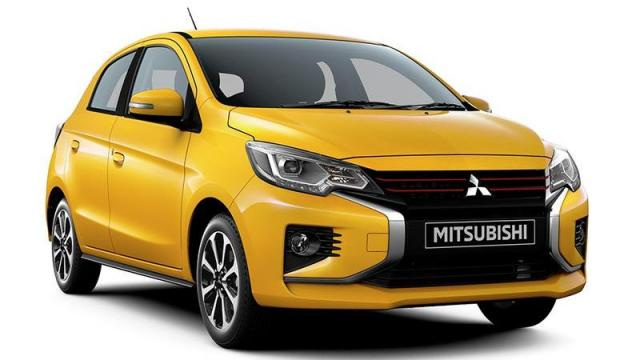 Mitsubishi Space Star 2020 foto immagine