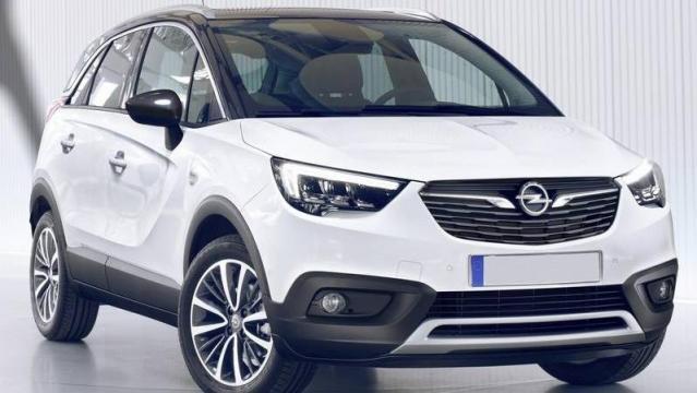 Opel Mokka 2018 >> Opel Crossland X: listino prezzi 2018, consumi e dimensioni - Patentati