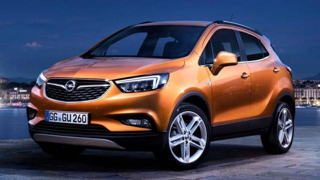 opel mokka x 2018 listino prezzi del suv motori e consumi patentati. Black Bedroom Furniture Sets. Home Design Ideas