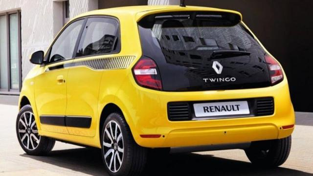 renault twingo listino prezzi 2019 consumi e dimensioni patentati. Black Bedroom Furniture Sets. Home Design Ideas