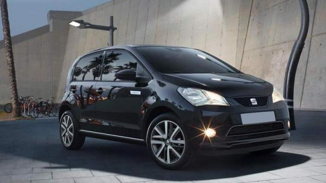 SEAT Mii electric tre quarti anteriore