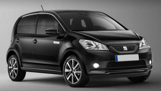 SEAT Mii electric tre quarti anteriore 2