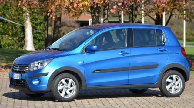 Porte Da Interni Prezzi : Suzuki celerio listino prezzi consumi e dimensioni