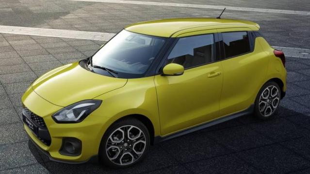Suzuki Swift Sport 2018 foto