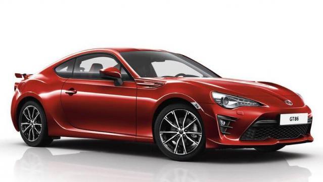 Toyota gt86 listino prezzi 2018 consumi e dimensioni for Macchine da cucire toyota prezzi