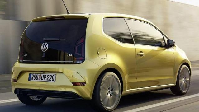 Volkswagen Up Listino Prezzi 2019 Consumi E Dimensioni Patentati