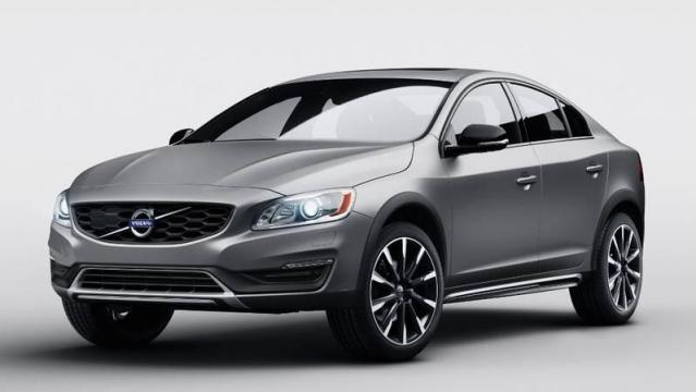 Volvo S60 Cross Country 11