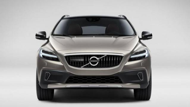Volvo V40 Cross Country anteriore