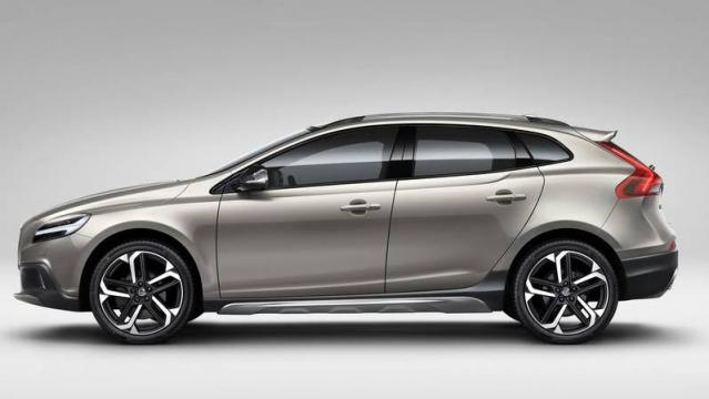 Volvo V40 Cross Country profilo