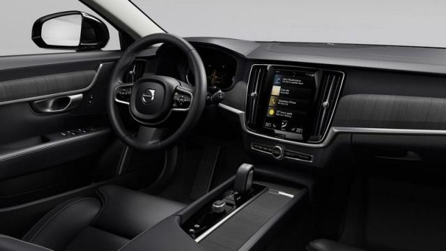 Volvo Nuova V90 Cross Country interni