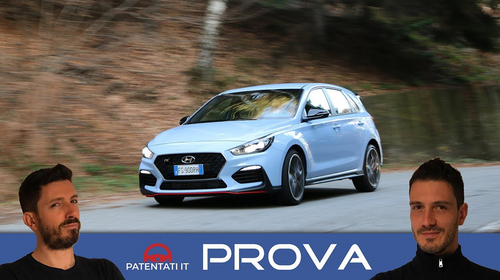 Hyundai i30N Performance, il test drive della hot hatchback coreana